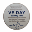VE Day Victory in Europe 75th Anniversary Commemorative Coin - Boxed